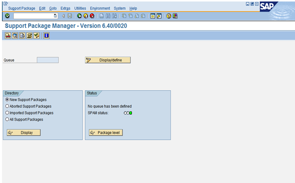 Support Pack Upgrade in SAP - Complete Guide